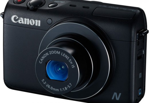 Canon nyheder – SX600, N100 samt IXUS 265