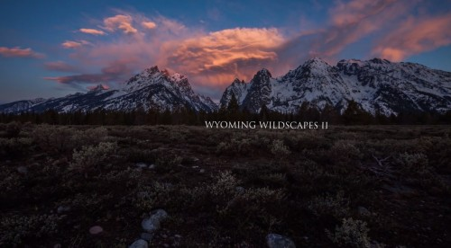Wyoming Wildscapes Frame