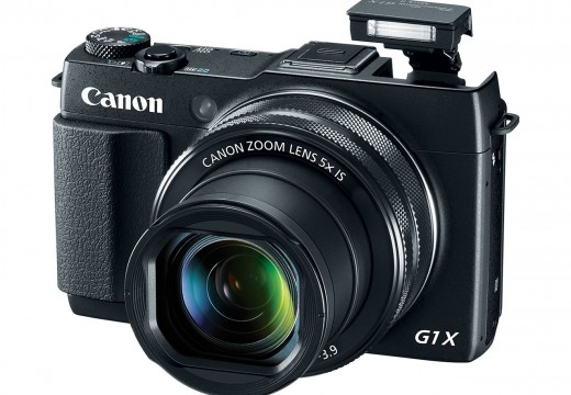 Canon PowerShot G1 X Mark II – Highend kompakt