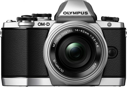 Dpreview tester Olympus E-M10 – Gold Award