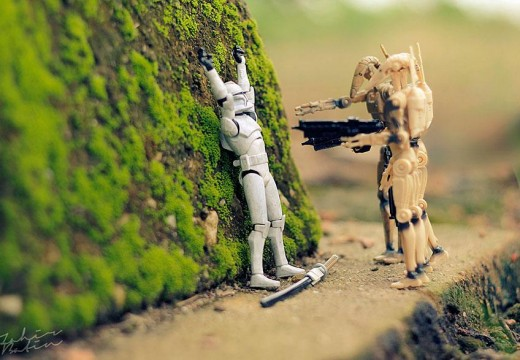 Foto inspiration: Star Wars figurer