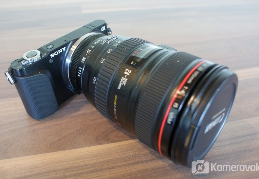 Lens Turbo II review – Første skud