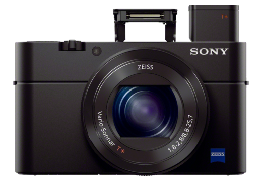 Dpreview har testet Sony RX100M3